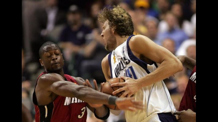 Wade y Nowitzki se verán las cara en el All-Star Game