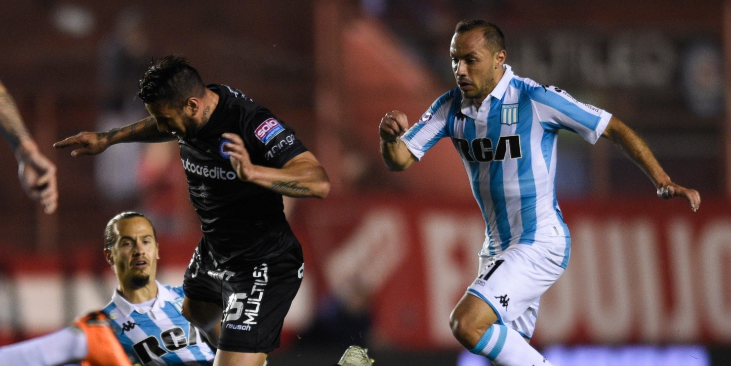 Argentinos Juniors vs Racing Club