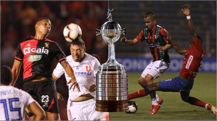 Palestino eliminó con autoridad a Independiente Medellín en penales por Copa Libertadores