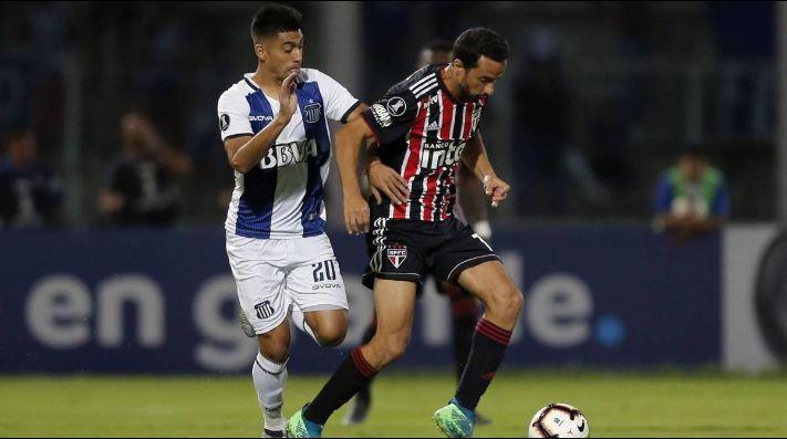 Talleres va por la clasificación en Brasil ante San Pablo — Copa Libertadores