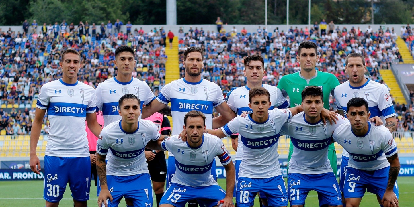 Final Torneo Fox Sports Vi�a: Everton vs Universidad Catolica