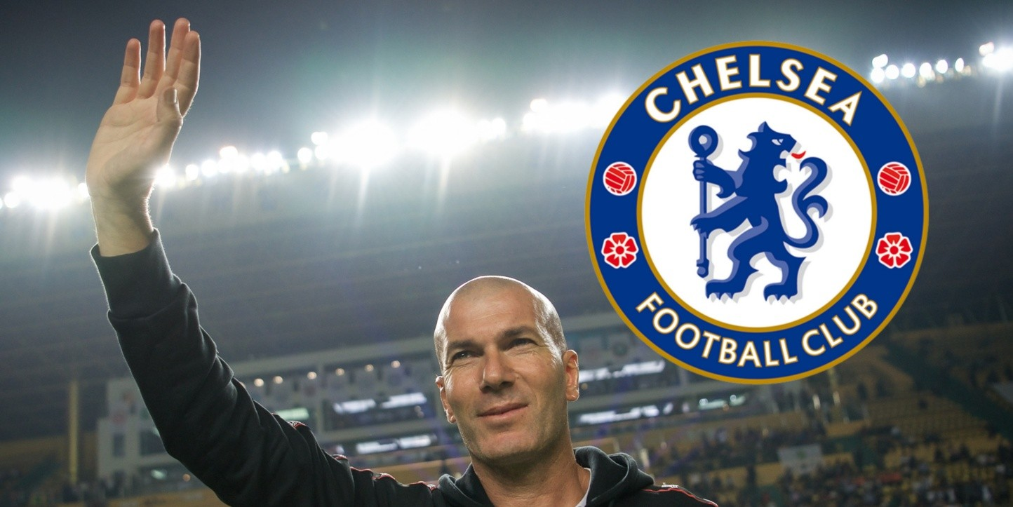 FBL-CHN-ZIDANE - Not Released (NR) China OUT