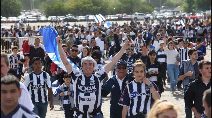 Talleres se quedó y Palestino se lo empató — Copa Libertadores