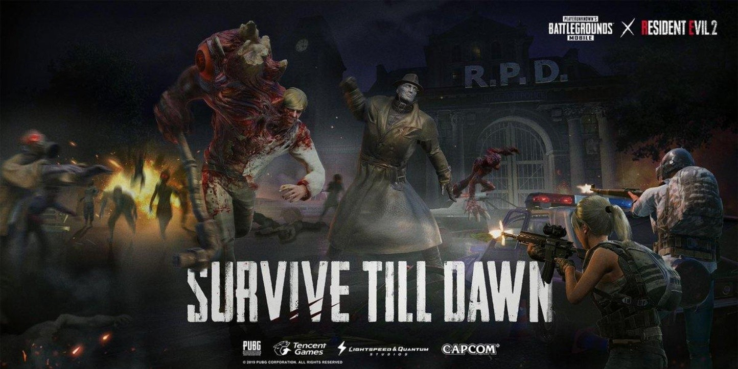 PUBG x Resident Evil 2: Mr. X llega al battle royale
