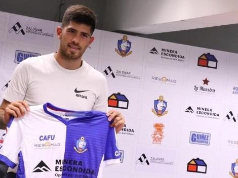 """Agustín Rossi: """"Quiero ganar el Campeonato"""""""