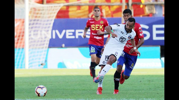 Union Espa�ola vs Colo Colo