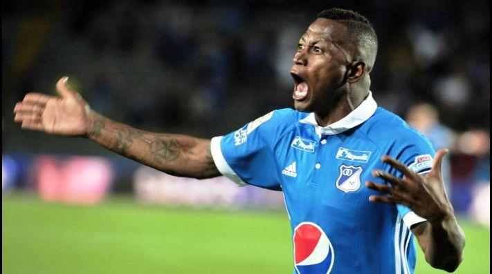 Duvier Riascos aguarda por Atlético Nacional en la Copa Libertadores