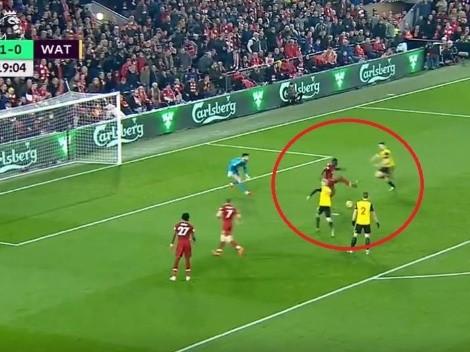 Golazo galáctico: Mané afirma al Liverpool con tanto de taco