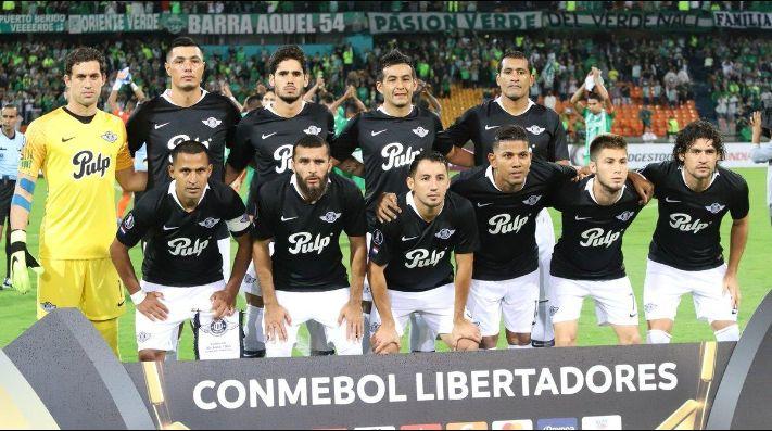 La UC debutará visitando a Libertad en la Copa Libertadores