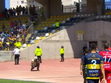 Hinchas de Everton insultan a sus jugadores tras ser goleados por Coquimbo Unido