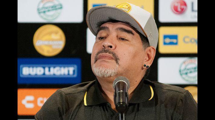 Se conocieron: así se llaman los 3 hijos cubanos de Diego Maradona