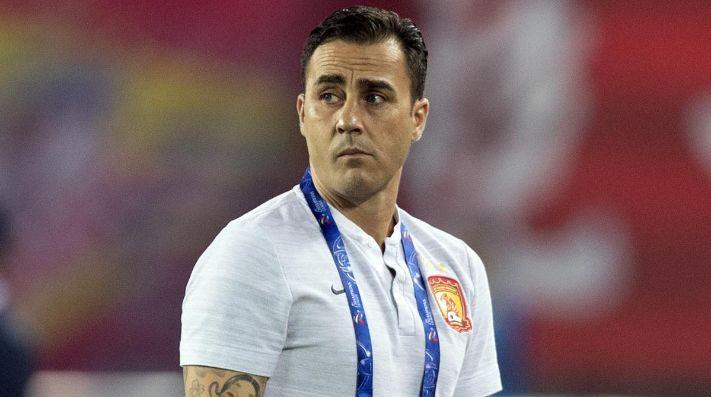 Fabio Cannavaro le suma China al Guangzhou Evergrande