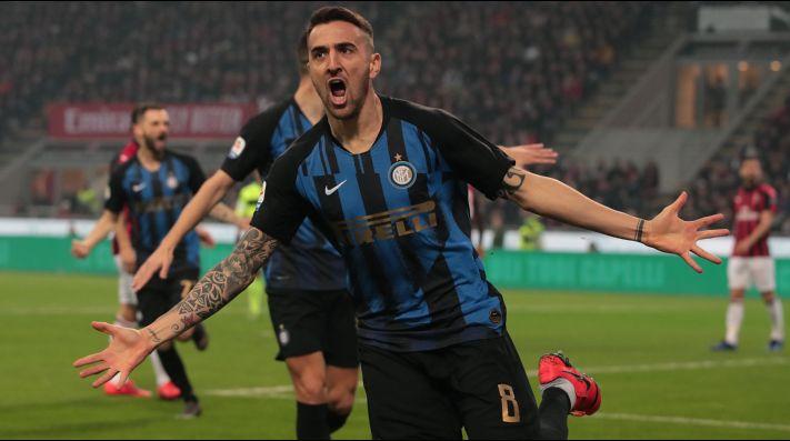 En guerra de goles Inter se quedó con el derby ante Milan
