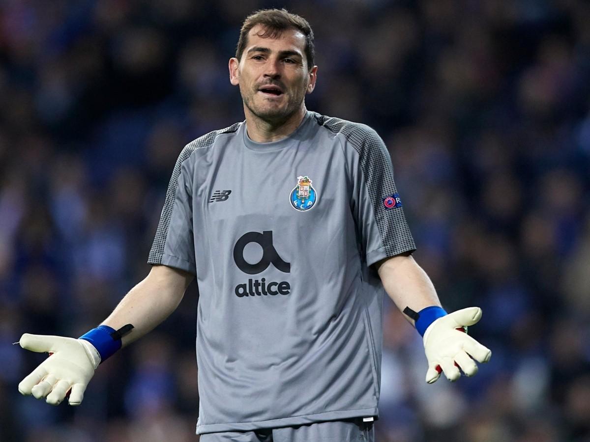 La espinita de Iker Casillas