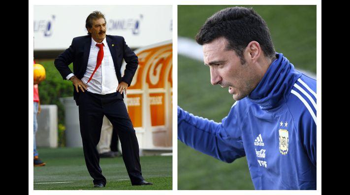 Ricardo La Volpe arremetió contra Scaloni:
