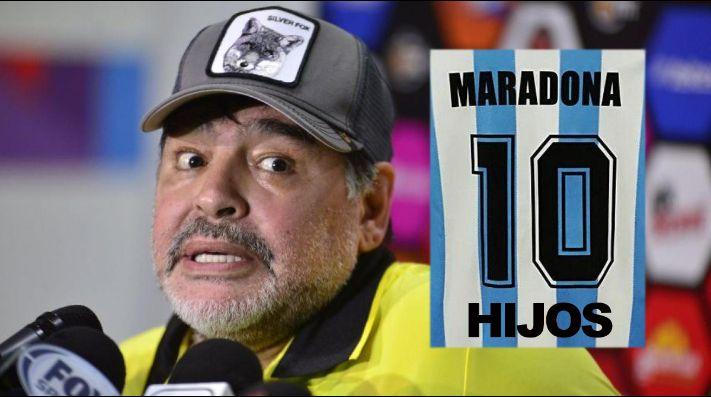Matías Morla habló sobre un posible décimo hijo de Diego Maradona - Espectaculos