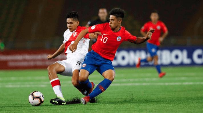Así quedó la tabla tras el empate entre Chile y Perú