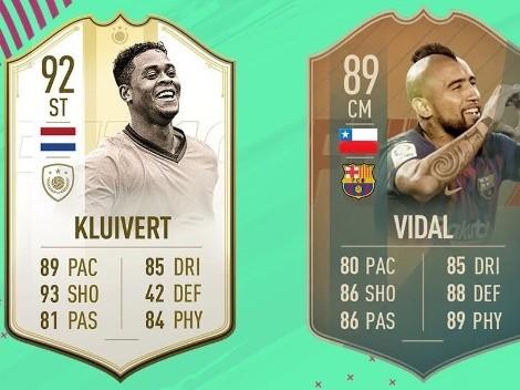Arturo Vidal logra su mejor media en el FIFA 19
