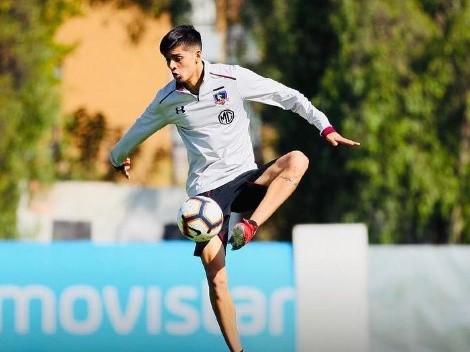 Cristián Gutiérrez será titular mañana y re debutará con Colo Colo