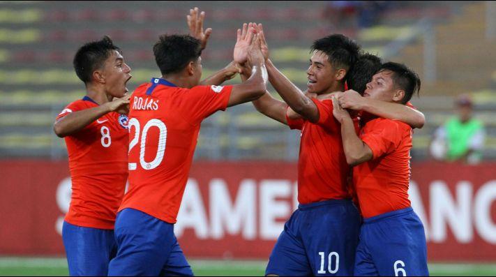 Sudamericana Sub 17: Argentina venció a Chile y quedó cerca del Mundial