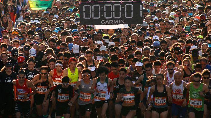 Corredor falleció tras competir en el Maratón de Santiago 2019