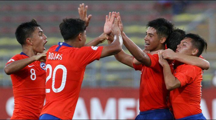Sudamericano sub 17: Argentina va por el título ante Ecuador