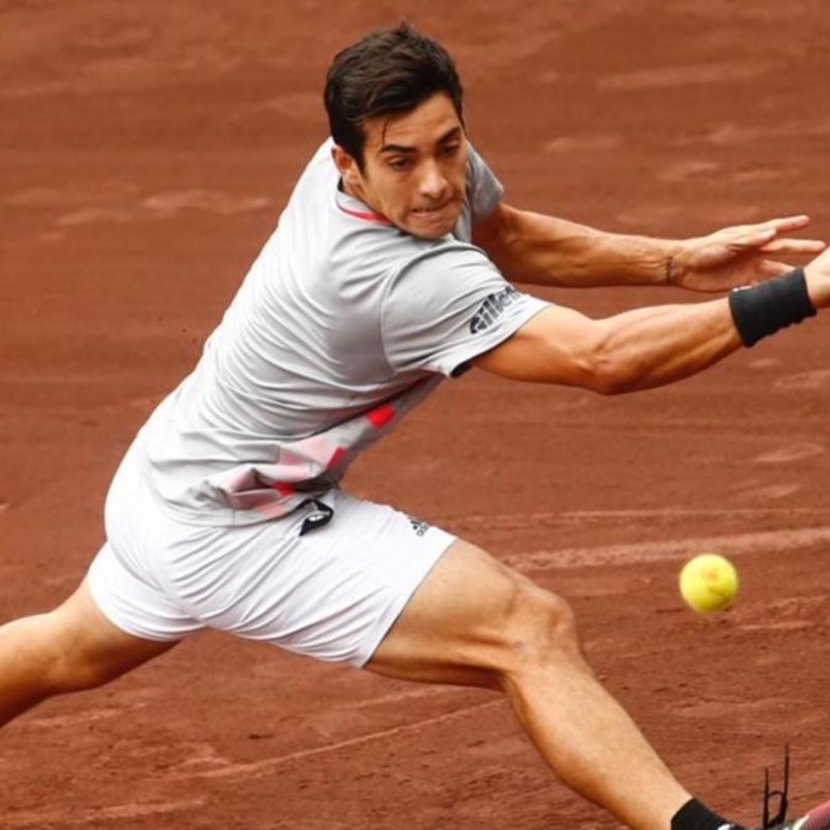 25b5e0c66cb Christian Garín clasifica a semifinales del ATP de Houston y supera su  mejor puesto en el ránking mundial