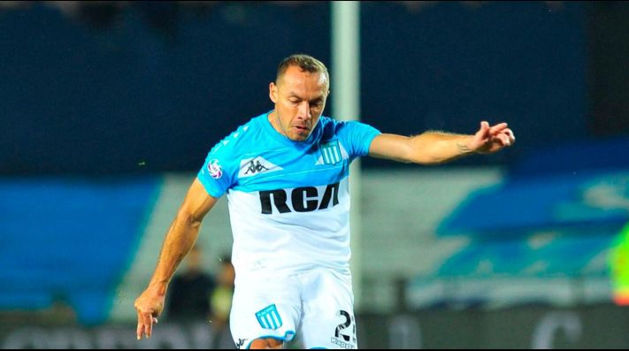 Marcelo Díaz en Racing