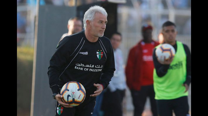 Deportes: Hinchas de Colo Colo amenazan con suspender el encuentro Palestino-River