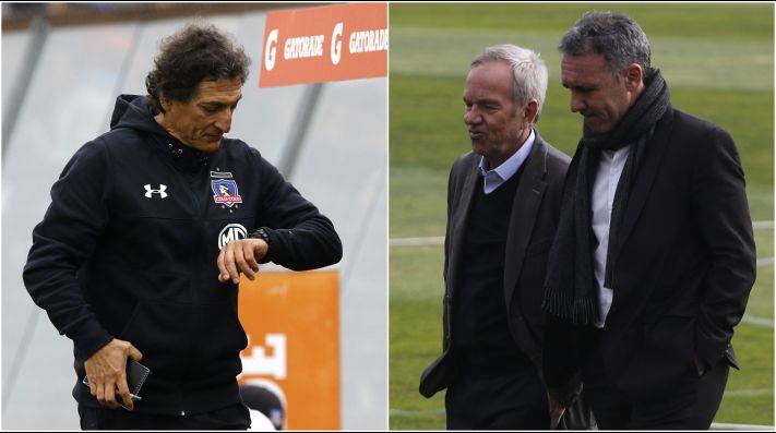 Ruiz-Tagle se irá de Colo Colo: