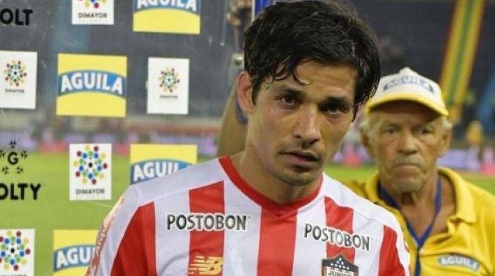 Fernández, Fuentes y Sambueza, bajas del Junior ante San Lorenzo