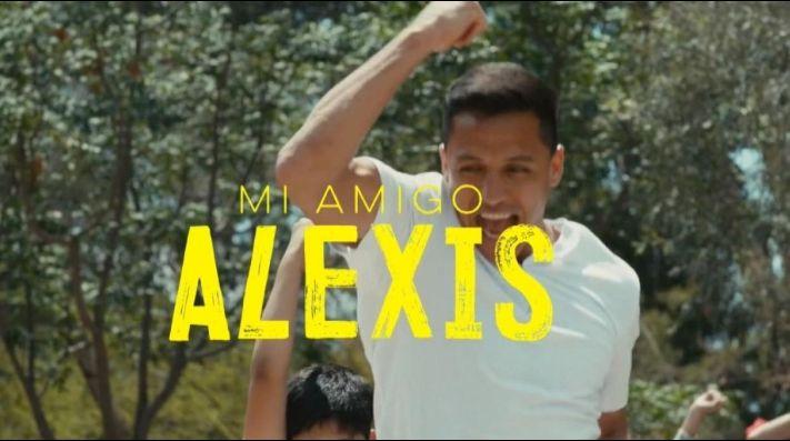 [VIDEO] Mira el nuevo tráiler de la película de Alexis Sánchez