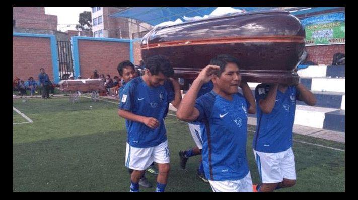 En Perú se animaron a crear su liga entre funerarias