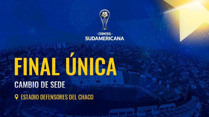 ¿Cuándo es el sorteo de Fase II de Copa Sudamericana?