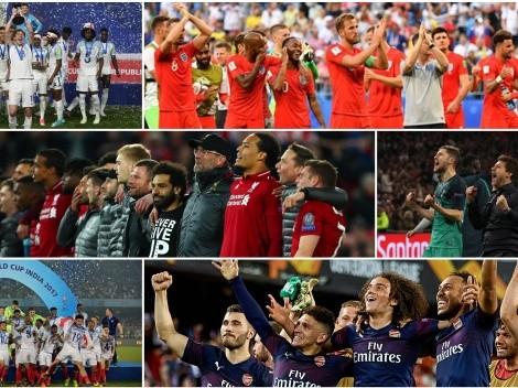 Dominio total: Chelsea y Arsenal completan el pleno inglés en Europa entre clubes y selecciones