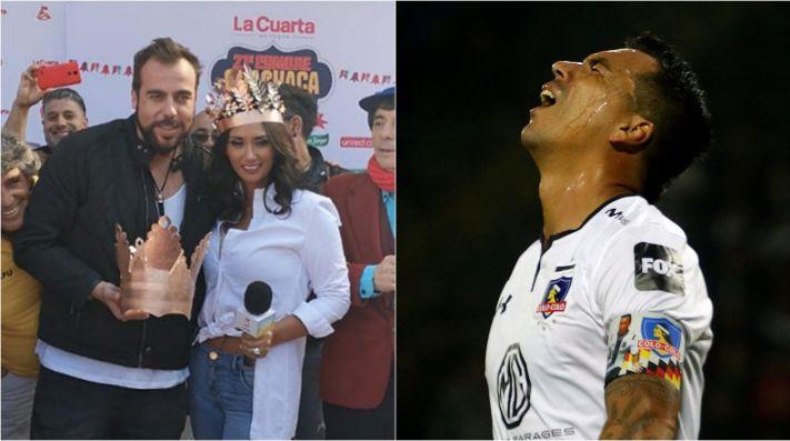 Francisco Kaminski y Pamela Díaz se coronaron como reyes guachacas 2019