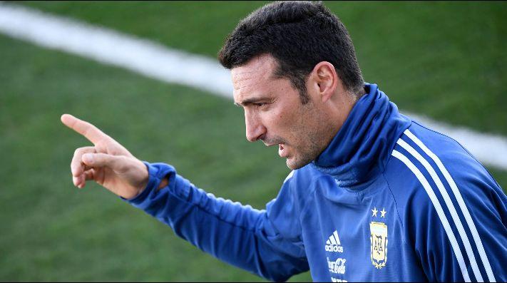Lista de Scaloni: Messi estará en la Copa América