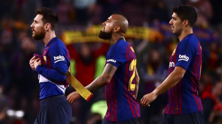 Barcelona, con sensible baja para la Final de Copa del Rey