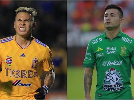 En vivo   Edu Vargas y Jean Meneses son titulares en la gran final de la Liga MX