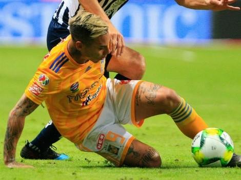 Edu Vargas hace un partidazo pero sale lesionado en la final de la Liga MX