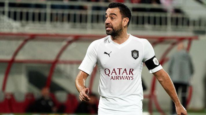 Xavi, nuevo entrenador del Al Sadd — Oficial