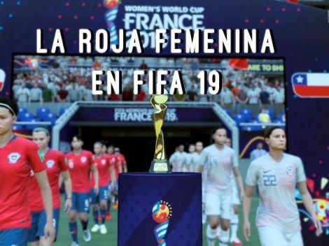 Histórico: la selección chilena femenina llega a FIFA 19