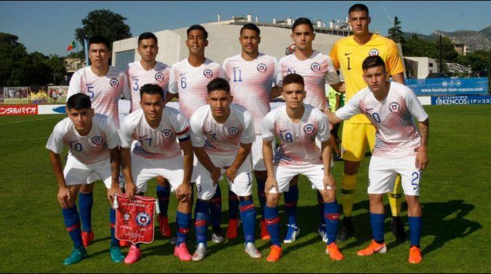 Selección de Fútbol sub 23: Chile cayó frente a Japón en sus segundo partido en Francia