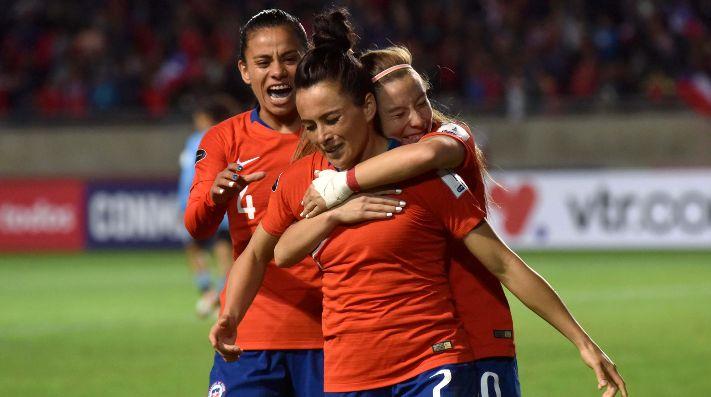 Chile valora a su selección femenina a pesar de la derrota