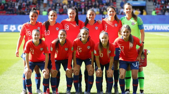 Chile v Sweden: Group F - 2019 FIFA Women