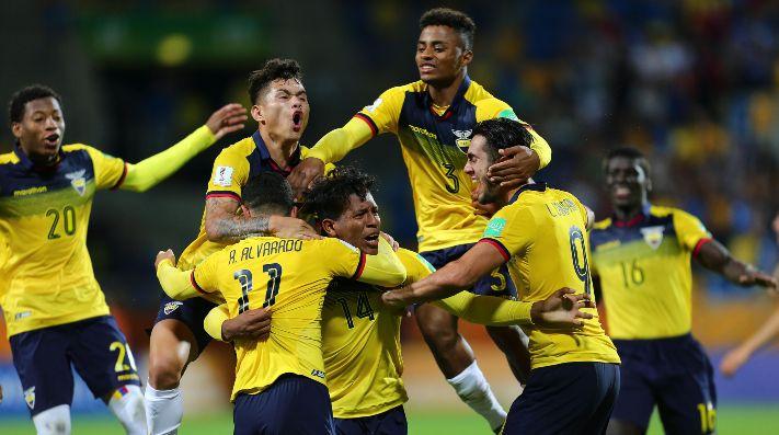 Uruguay-Ecuador, Copa América: horario, TV y formaciones