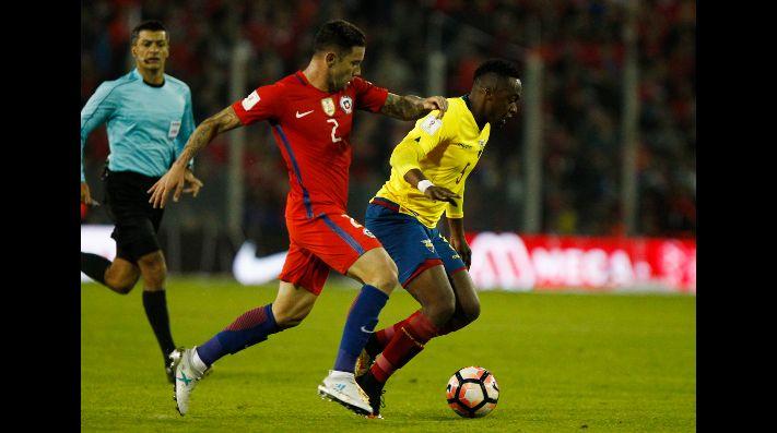 Deportes Production: Ibarra desmiente que haya abandonado a Ecuador