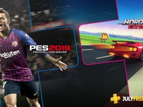 PES 2019 es el juego gratis de julio para los miembros de PS Plus