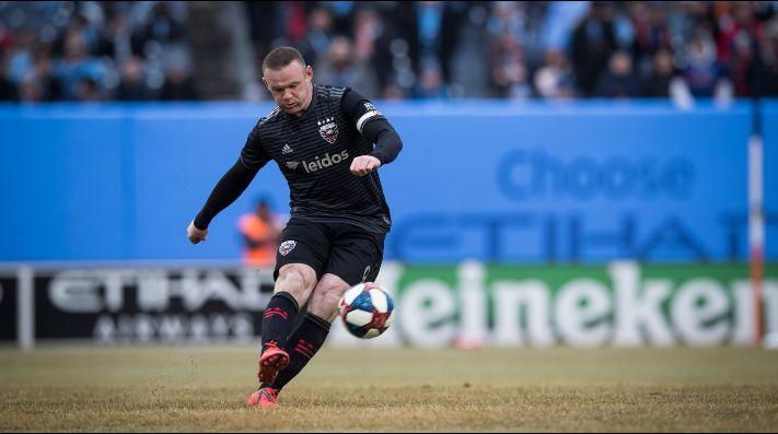 El impresionante gol de antología de Wayne Rooney en la MLS