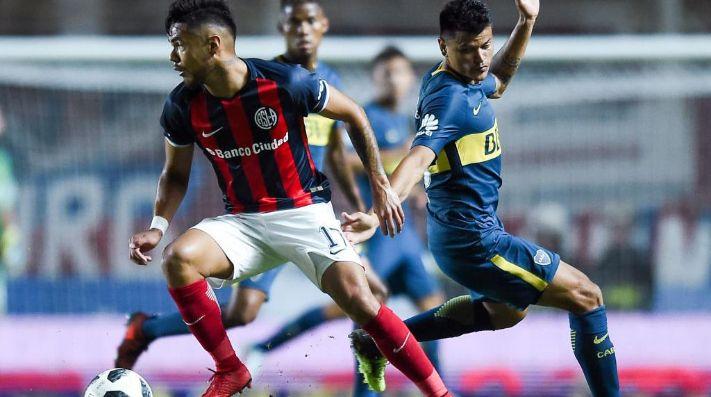 Alexander Barboza jugará en Independiente
